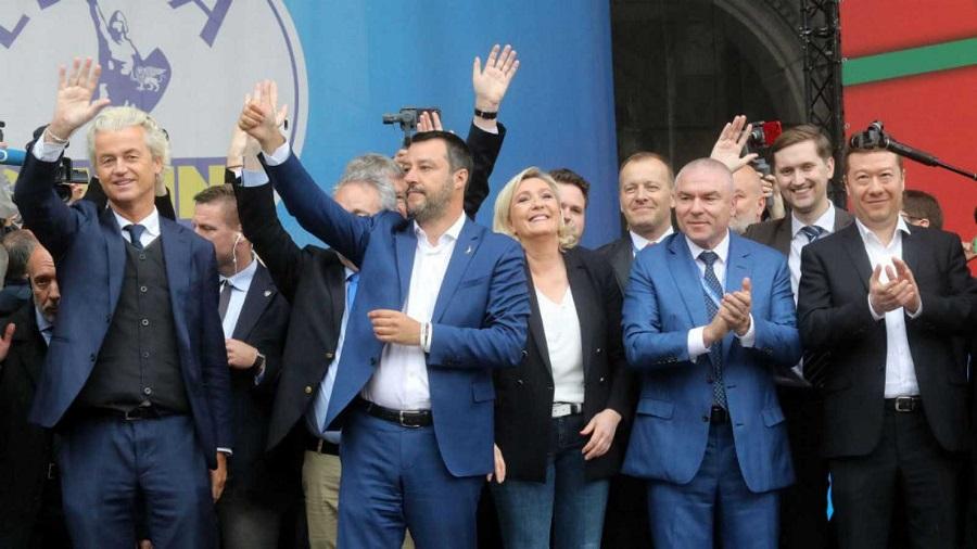 El fascismo espera su oportunidad explotando la desesperación de muchos. RTVE