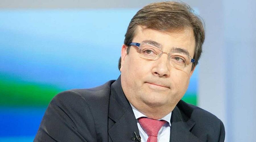 Guillermo Fernández Vara, presidente de la Junta y del Consorcio cuando sucedieron los hechos. RTVE