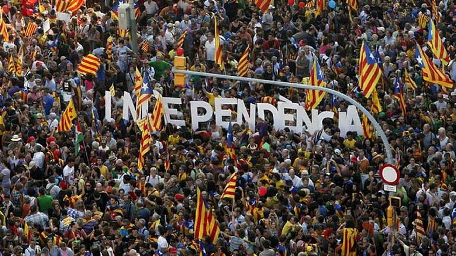 El independentismo catalán pierde fuelle. RTVE