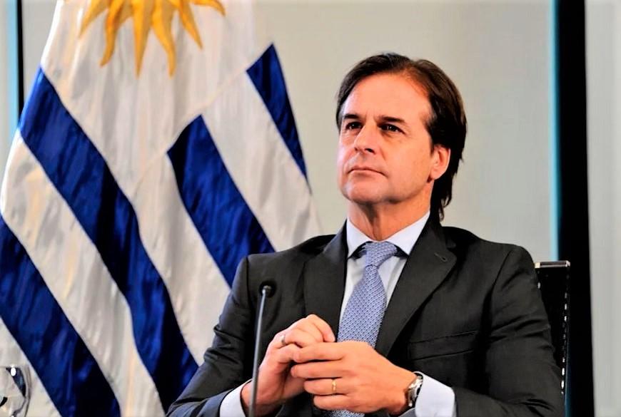 El presidente de Uruguay, Luis Lacalle Pou, prototipo de ultraliberalismo discriminador.