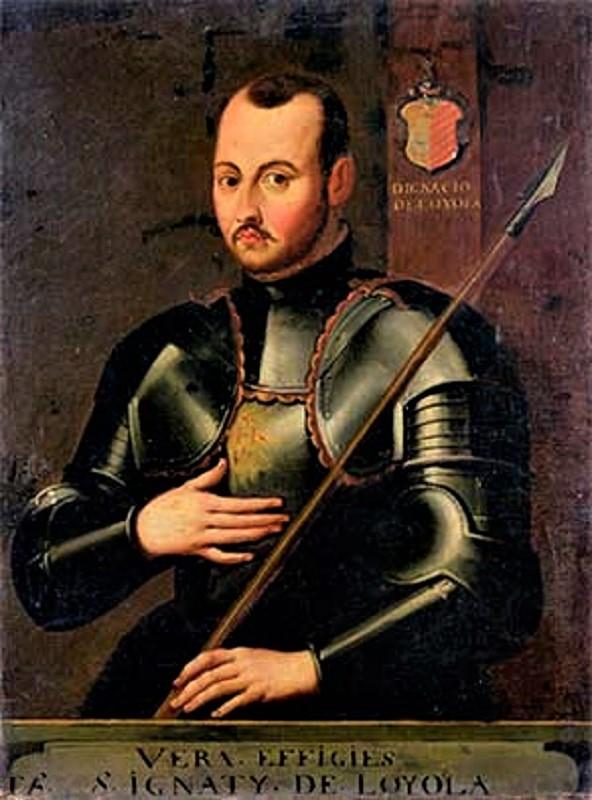 Ignacio de Loyola, soldado