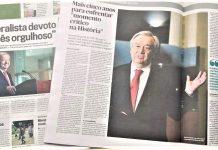 La prensa portuguesa de estos días destaca el éxito. J.M. PAGADOR