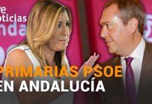 Primarias PSOE Andalucía