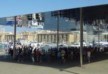 Una arquitectura que proteja y refleje la dimensión humana. Quitasol de Foster en Marsella. J.M. PAGADOR