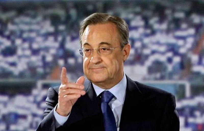 Florentino Pérez, uno de los empresarios más importantes de Europa, siempre ha fracasado en el concurso del Festival. RTVE