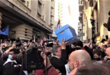 La izquierda uruguaya sale reforzada del envite. TNU