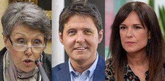 Rosa M. Mateo, Jesús Cintora, Mónica López. Una de las peores etapas de la televisión pública. RTVE