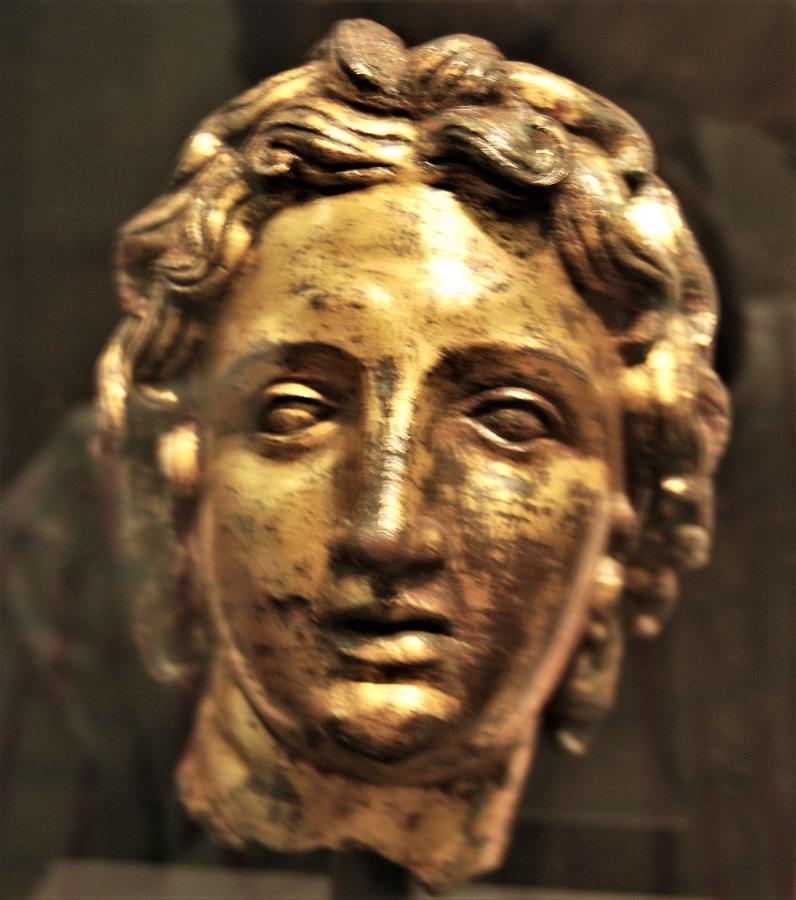 Alejandro Magno. Museo Romano (Roma). J.M. PAGADOR