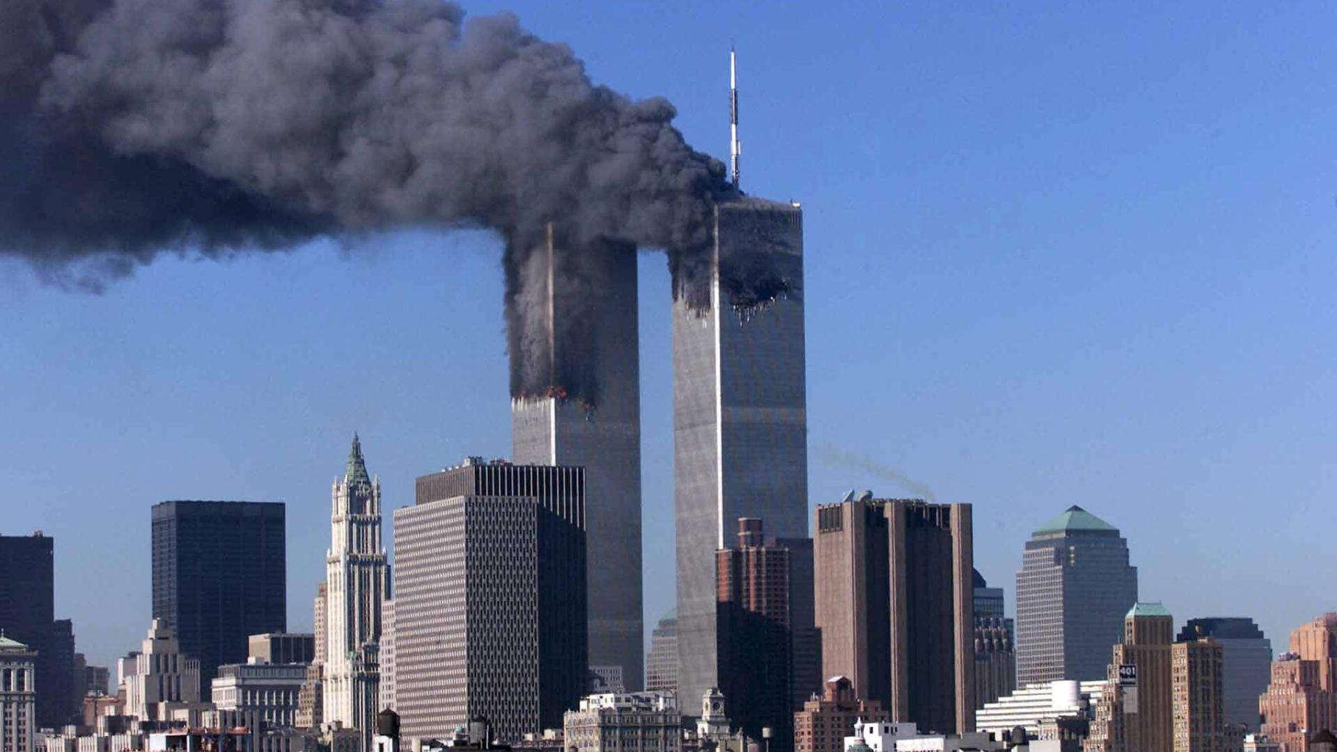 Atentados del 11 de septiembre de 2001. RTVE