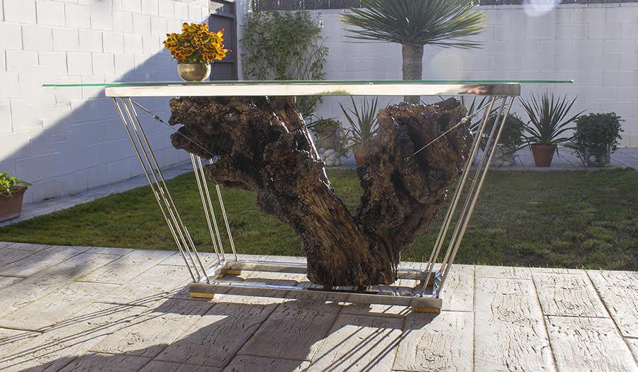 BRUTnature TABLE I. ALFONSO DONCEL