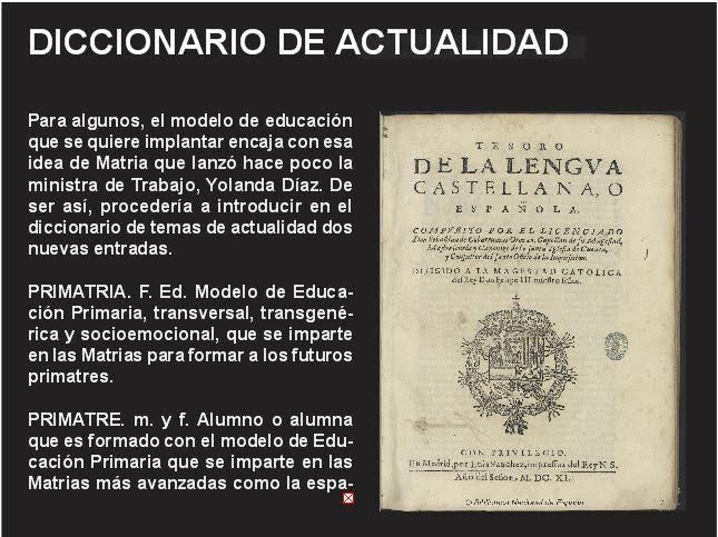 Diccionario de actualidad