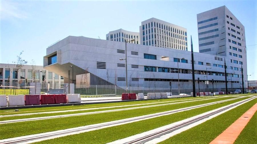 Instalaciones de la Universidad de Granada. UGR
