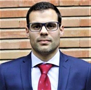 Javier Zambrano Domínguez, abogado especialista en Derecho Mercantil y Deportivo.