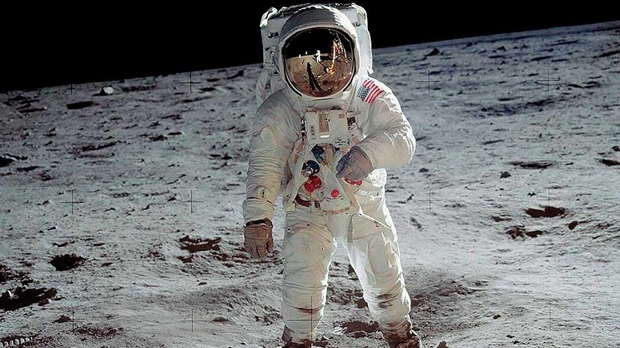 La conquista del espacio es otro logro del trabajo cooperativo. RTVE