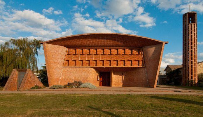 La iglesia que ha merecido el reconocimiento de la UNESCO. WIKIPEDIA