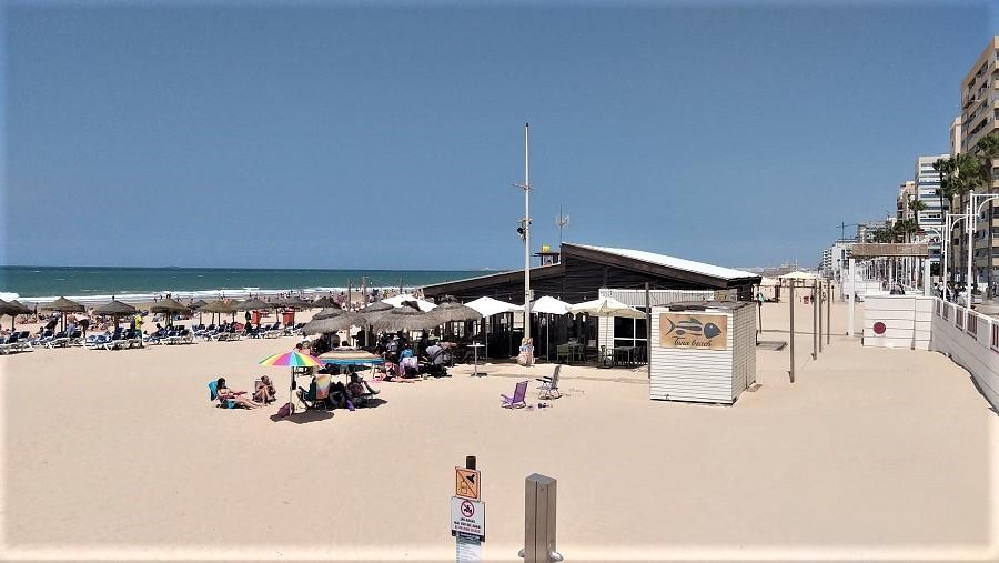 Los dueños de negocios de playa están preocupados por la falta de vigilancia policial. PROPRONews