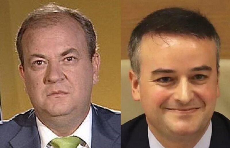 Monago toleró o aprobó la atroz estrategia de Redondo contra Vara. FOTOMONTAJE PROPRONEWS.RTVE
