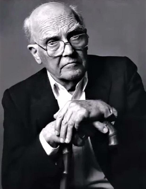 Retrato del gran arquitecto uruguayo.