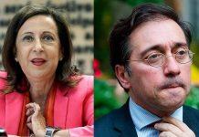 Robles y Albares, dos buenos ministros que están dando la talla en esta crisis. RTVE
