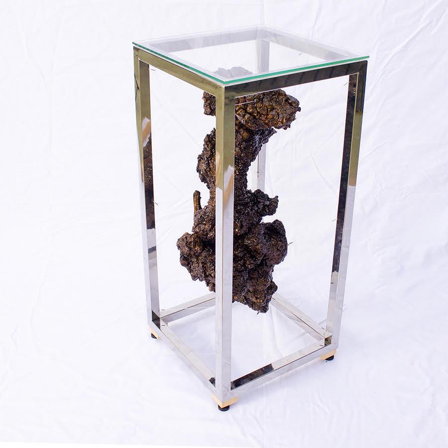 WINEtree BOX II (45 x 45 x h 80 cm). ALFONSO DONCEL