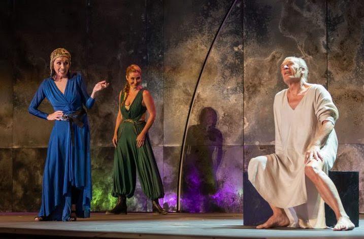 'Antonio y Cleopatra', el éxito de la edición. JUNTAEX