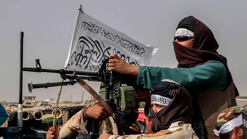 Caída de Afganistán en manos talibán a causa de la espantada de EE.UU. RTVE