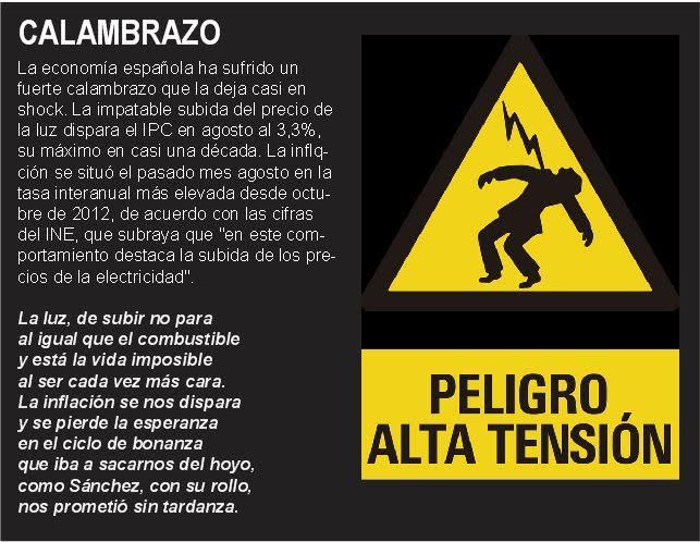 Calambrazo