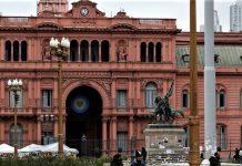 Casa Rosada, sede oficial del poder ejecutivo. RTVE