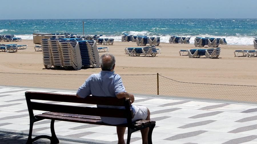 El turismo desapareció. RTVE