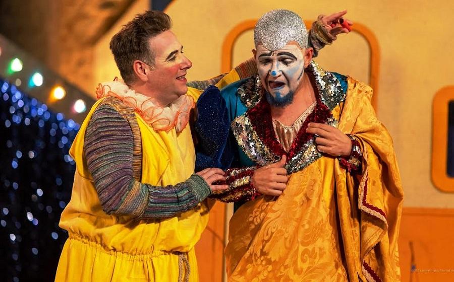 'Golfus de Roma', entretenimiento en lugar de cultura. JUNTAEX