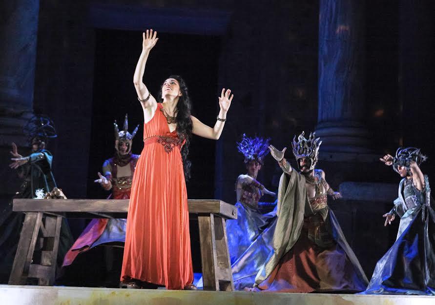 'Hipatia', uno de los espectáculos triunfadores. JUNTAEX