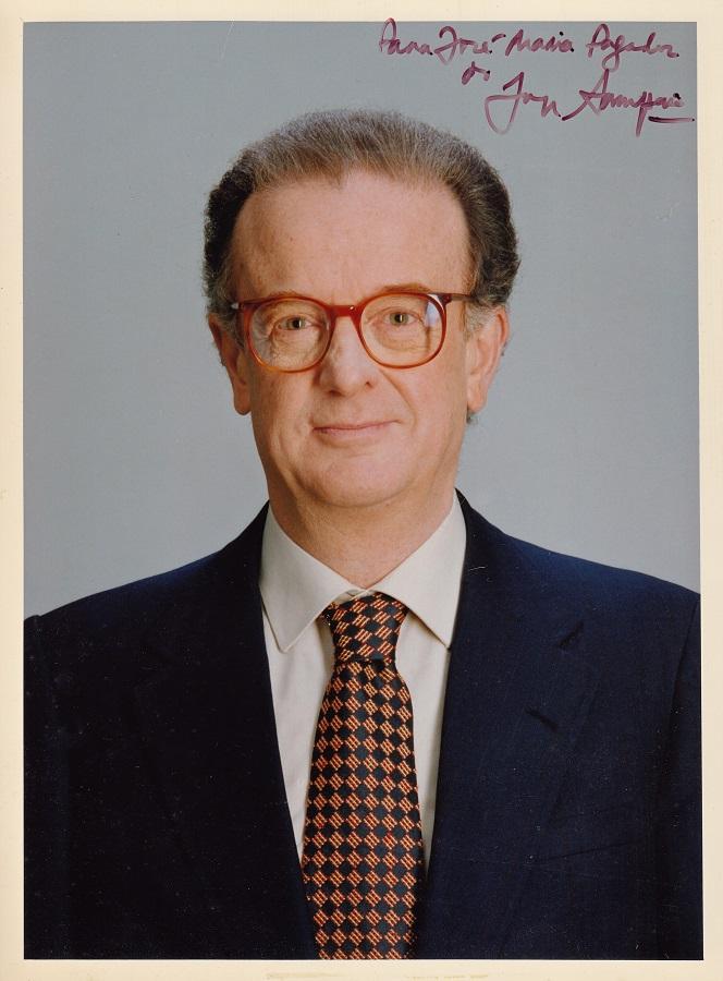 Jorge Sampaio, un gran hombre al que echaremos de menos. ARCHIVO J.M.P.
