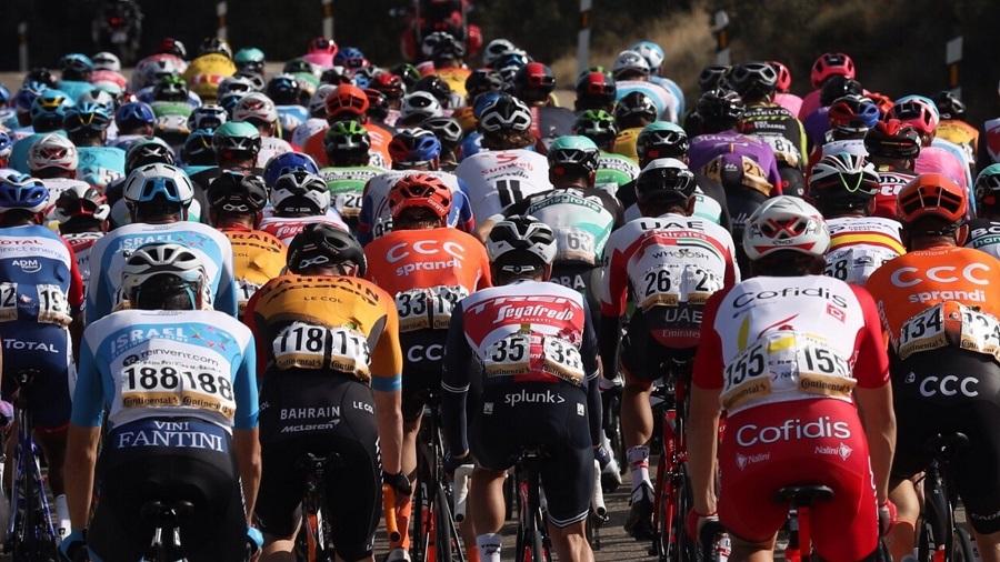 La espantada del ciclista puede dar lugar a su despido. RTVE