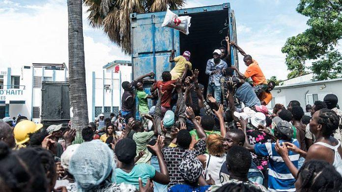 La permanente desgracia de Haití y de otros países pobres es intolerable. RTVE