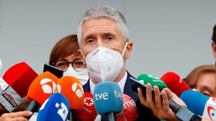 Los partidos de la derecha pidieron la dimisión de Marlaska. RTVE