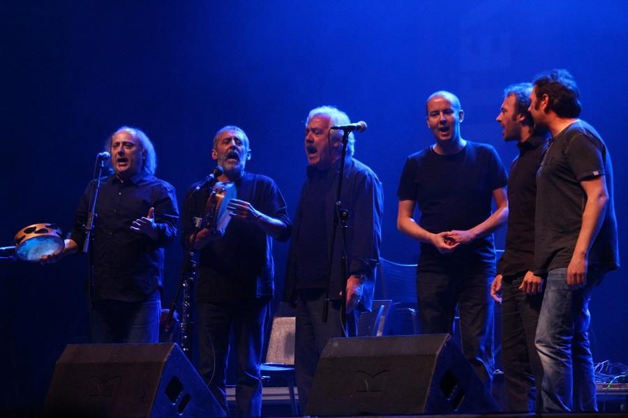 Milladoiro, el extraordinario grupo folk gallego. WIKIPEDIA