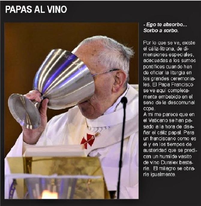 Papas al vino