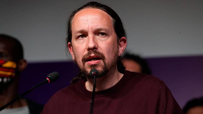 Podemos y Pablo Iglesias han perjudicado notablemente al presidente. RTVE