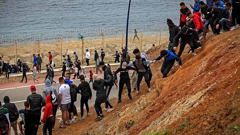 Represalia marroquí e invasión de Ceuta. RTVE