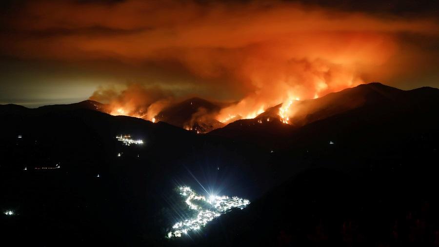 Sierra Bermeja, uno de los peores incendios que se recuerdan. RTVE