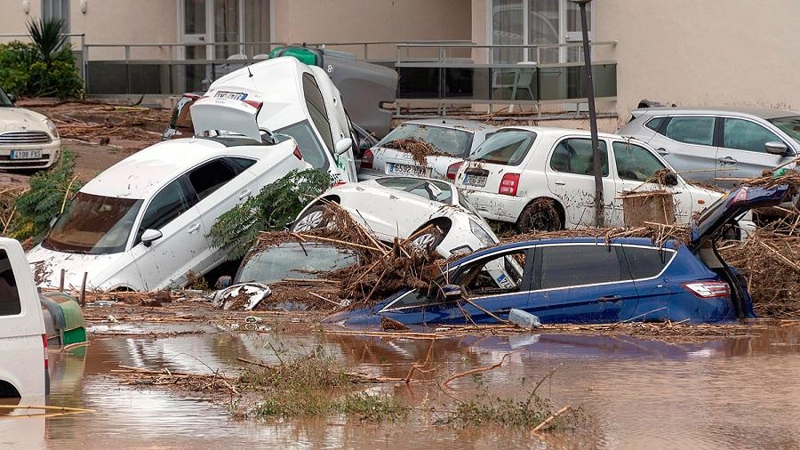 Son años de inundaciones en casi toda España. RTVE