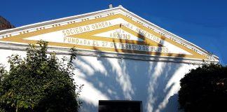 Casa del Pueblo de Valverde de Leganés. AYUNTAMIENTO DE VALVERDE