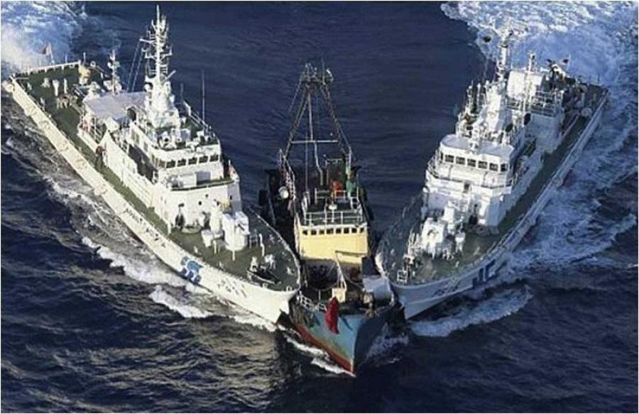 China intenta imponer su hegemonía en el mar que lleva su nombre. RTVE