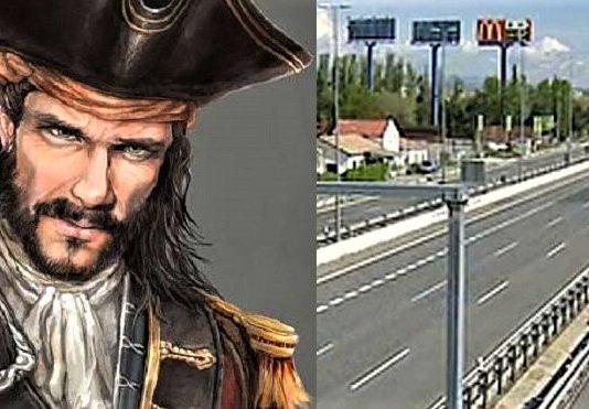 Los piratas gubernamentales acechan ya a las autovías. RTVE