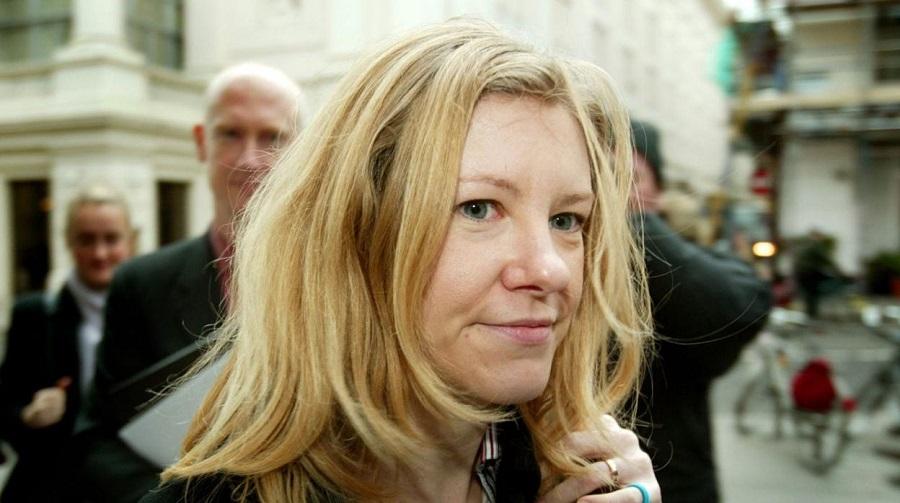 Otra heroína, la espía británica Katherine Gunn.