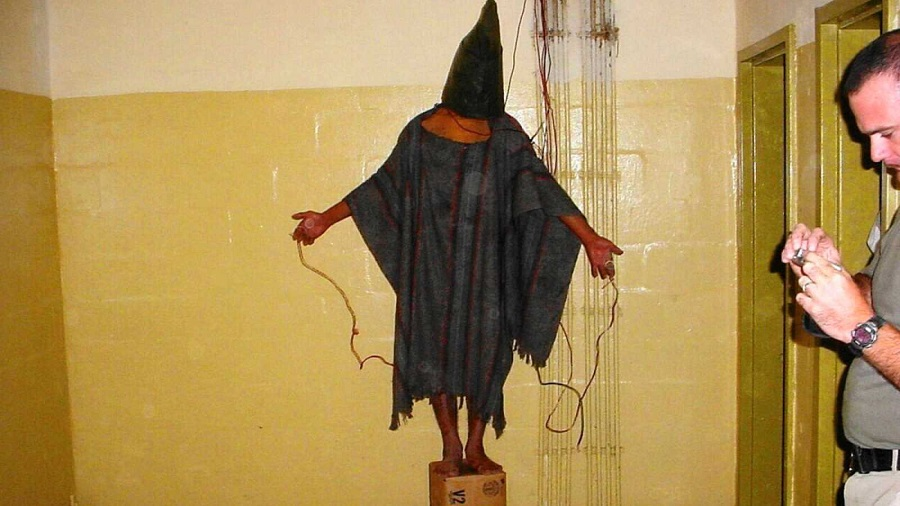 Torturas en la prisión norteamericana de Abu Ghraib. RTVE